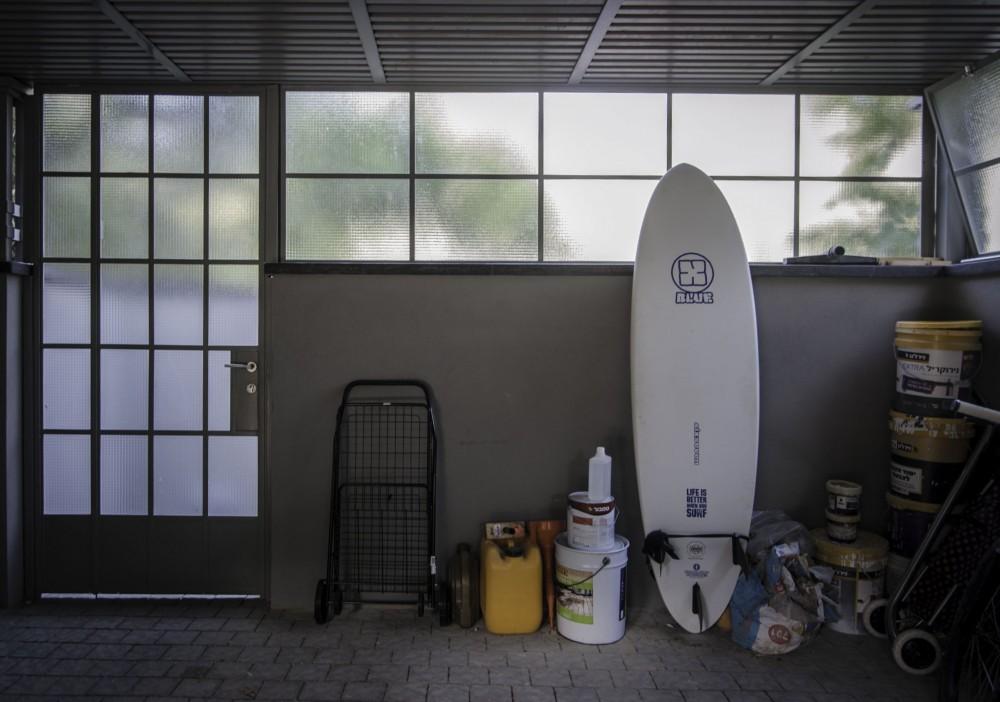 פרופיל בלגי בחניה - ארטפרו בית בסביון