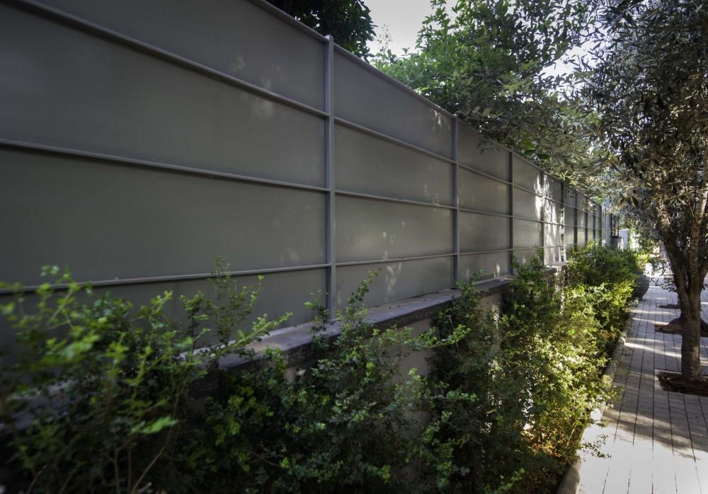 הגבהת גדר מברזל - ארטפרו בית בסביון