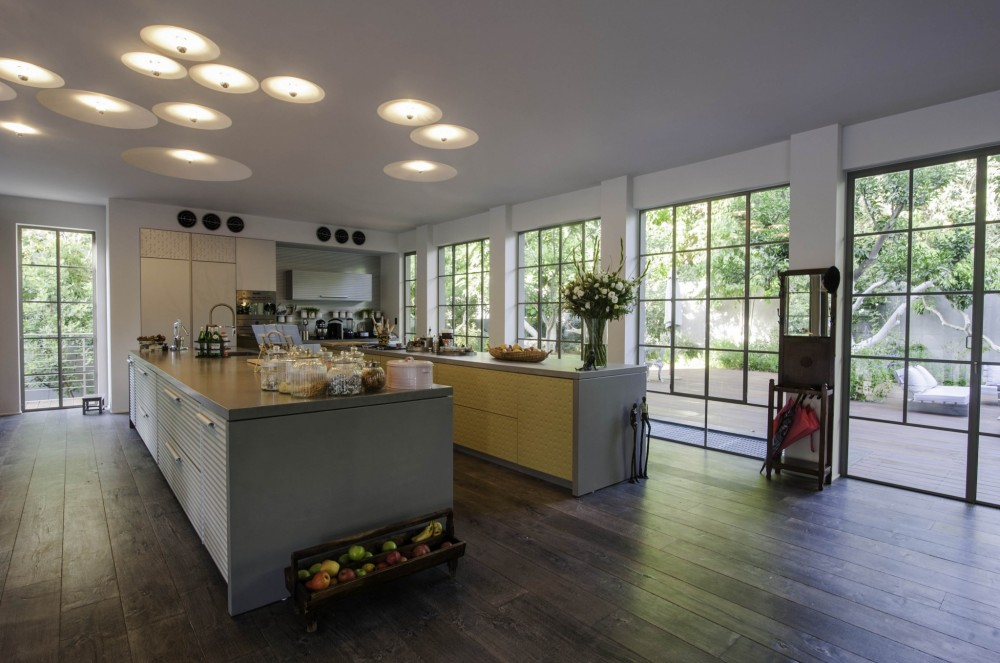 בית בסביון המטבח - ארטפרו בית בסביון