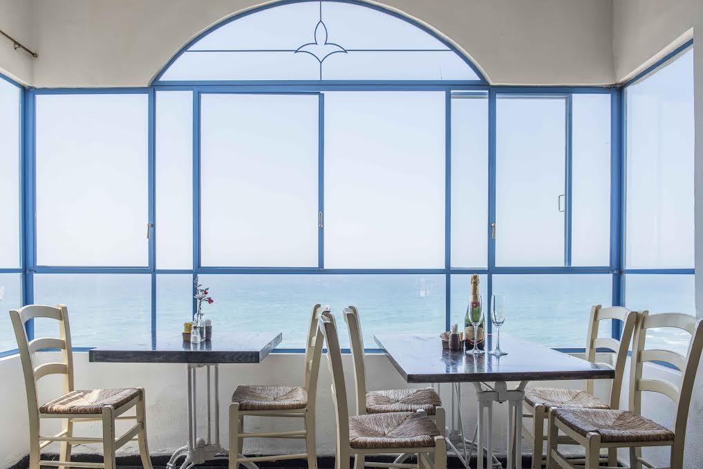 חלון בלגי מעל הים התיכון