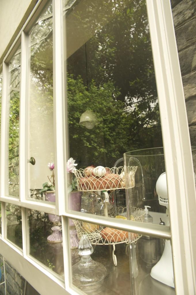חלון מטבח, חלון bay מפרופיל בלגי – מבט מבחוץ | ארטפרו
