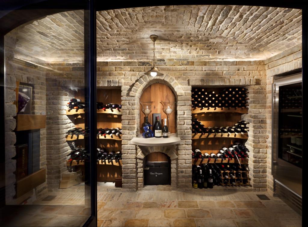 מרתף היין – פרוייקט אחוזה ביישובי גדרות - ארטפרו