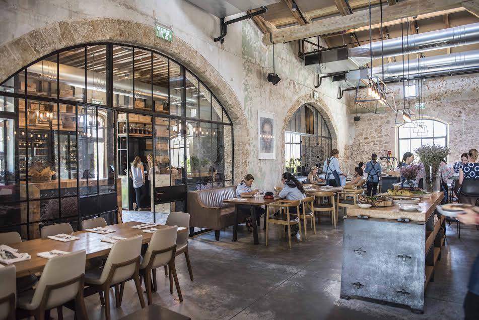 מסעדת קלארו מתחם שרונה