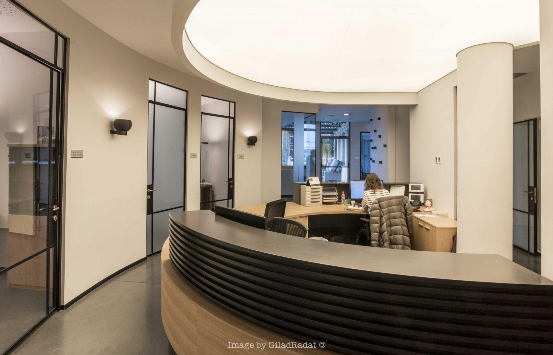 משרדי רניום – פארק התעשייה מודיעין
