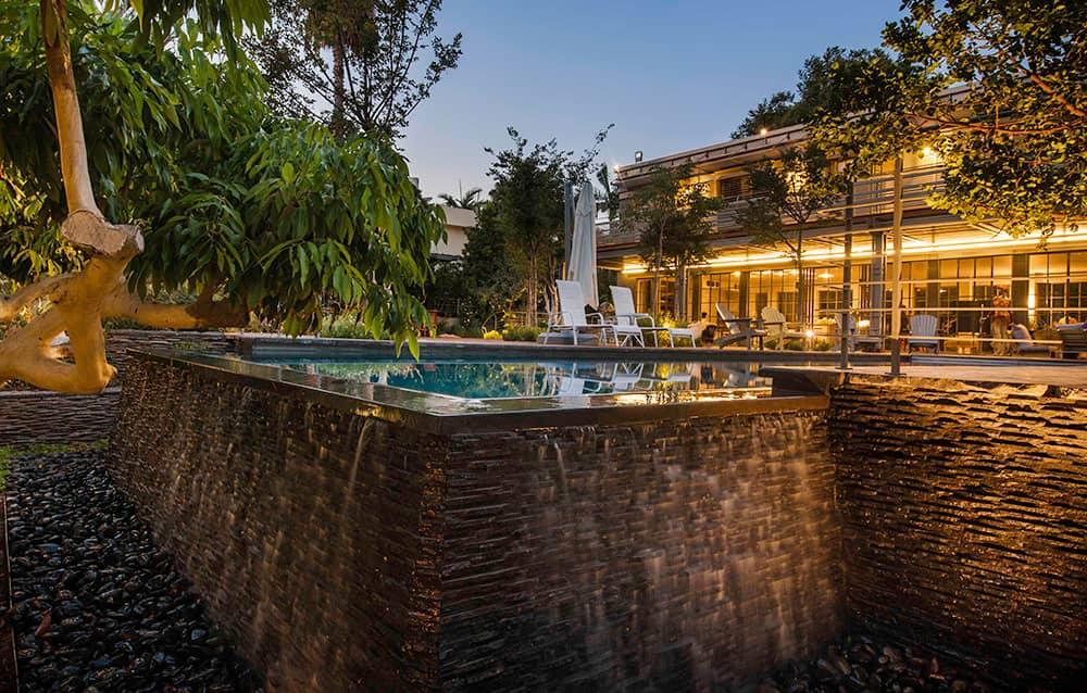 בית בסביון מפל הבריכה - ארטפרו בית בסביון